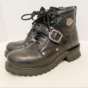 Harley-Davidson boots size women 7.5